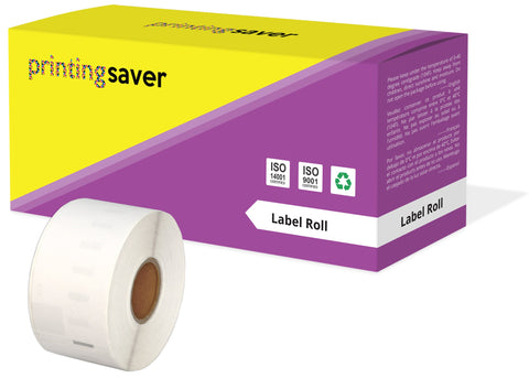 Compatible Roll 99012 S0722400 36mm x 89mm Address Labels for Dymo LabelWriter 450 400 Seiko SLP 450 - Printing Saver