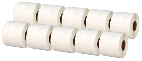Printing Saver 99014 54 x 101 mm Compatible Shipping Labels Roll for Dymo LabelWriter 300 320 400 450 Turbo - Printing Saver