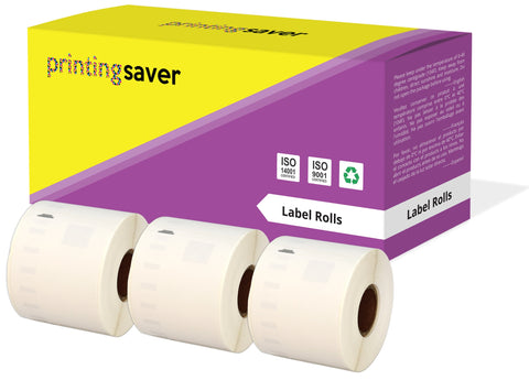 Compatible Roll 99015 S0722440 54mm x 70mm Address Labels for Dymo LabelWriter 300 320 400 450 Turbo - Printing Saver