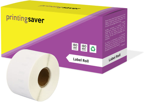 Compatible Roll 99018 S0722470 38mm x 190mm Address Labels for Dymo LabelWriter 300 320 400 450 Turbo - Printing Saver