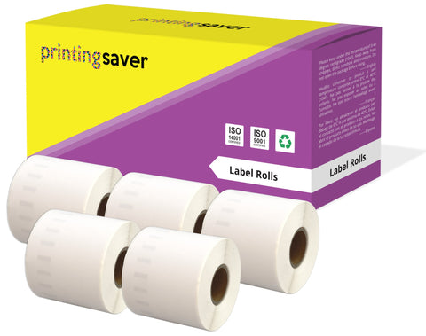 Compatible Roll 99019 S0722480 59mm x 190mm Address Labels for Dymo LabelWriter 300 320 400 450 Turbo - Printing Saver