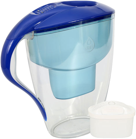 Water Filter Jug Dafi Astra Unimax 3.0L with Free Filter Cartridge - Blue - Printing Saver