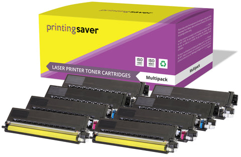 Printing Saver Compatible TN-326BK colour toner for BROTHER HL-L8250CDN, HL-L8350CDW, MFC-L8850CDW, DCP-L8450CDW - Printing Saver