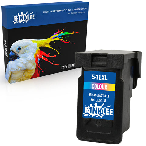 Remanufactured Ink Cartridge Canon CL-541XL CL-541 XL replacement by RINKLEE