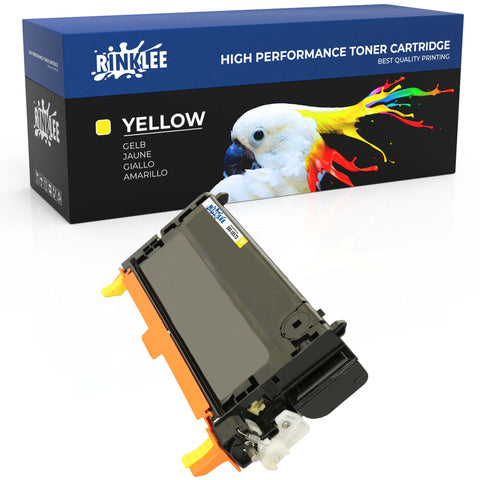 Toner Cartridge compatible with DELL 593-10170 593-10171 593-10172 593-10173