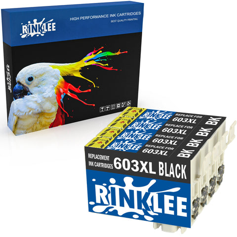 Compatible ink cartridge 603 XL replecement by Rinklee