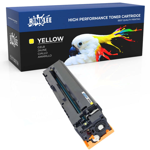 Toner Cartridge compatible with HP 203X CF540X CF541X CF542X CF543X