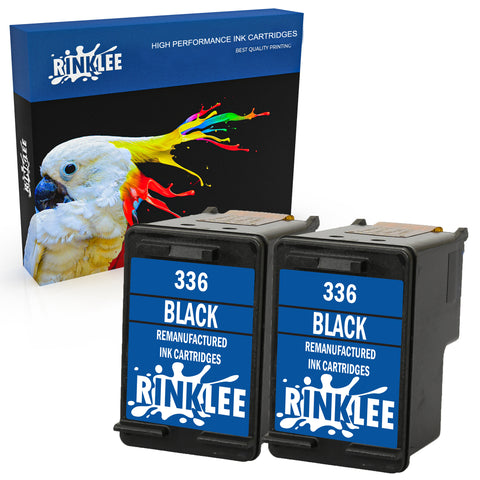 Remanufactured Ink Cartridge HP 336 replacement by RINKLEE