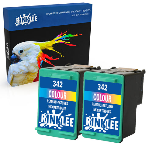 Remanufactured Ink Cartridge HP 342 replacement by RINKLEE