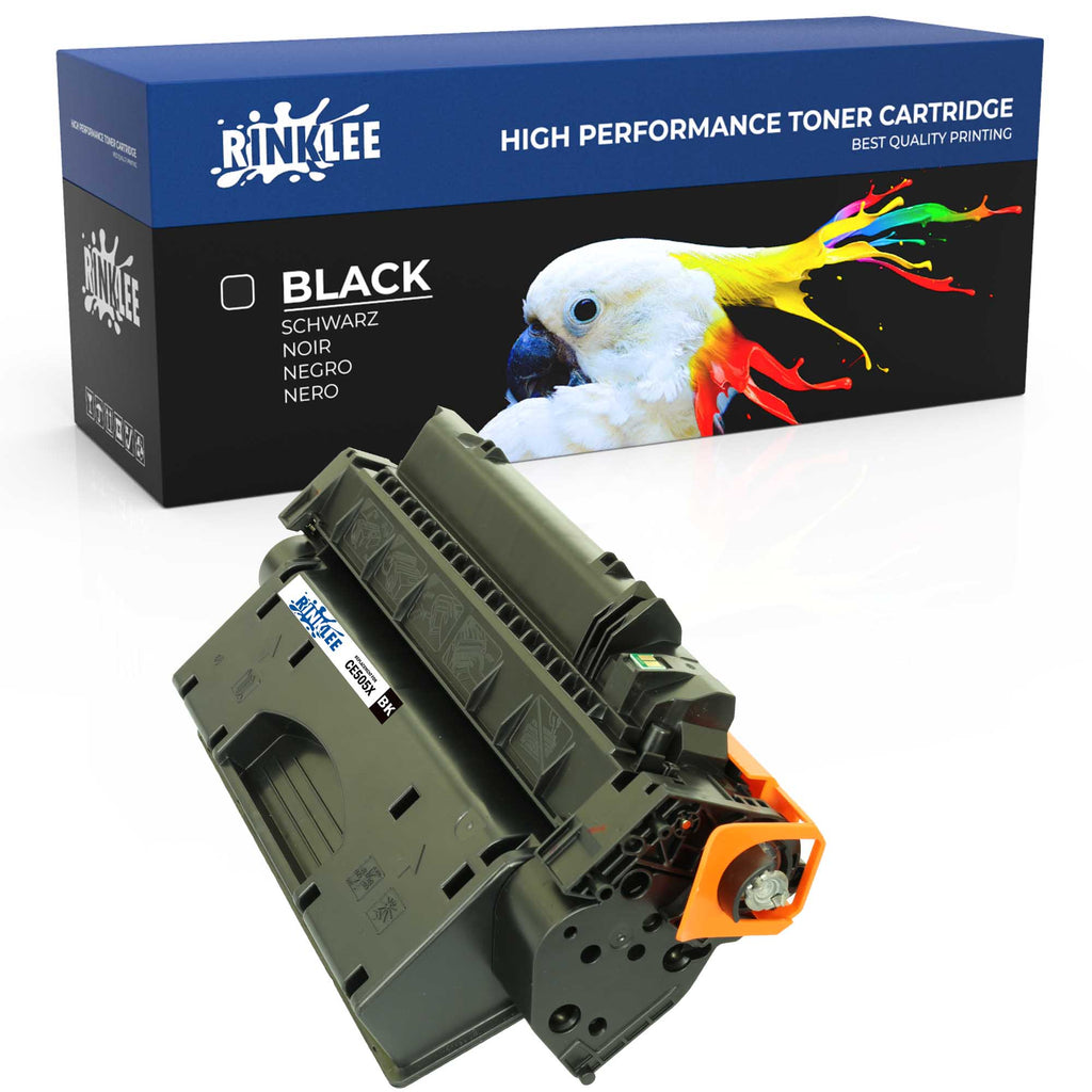 Compatible HP CE505X 05X toner cartridge