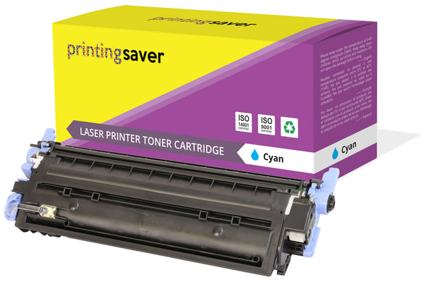 Printing Saver Compatible Q6000A 124A compatible colour toner for HP colour Laserjet 1600, 2600, 2600n, 2605dn - Printing Saver