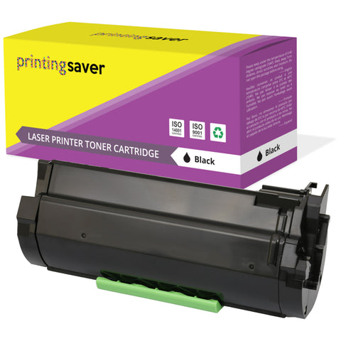 PRINTING SAVER® Compatible with 51B2000 High Quality Toner Cartridge Replacement for LEXMARK - Printing Saver