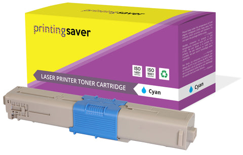 Printing Saver Compatible 44973512 colour toner for OKI ES 3452DN, ES 5431DN, ES 5462MFP, ES 5462DN - Printing Saver