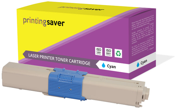 Printing Saver Compatible 44973536 colour toner for OKI C301dn, C321dn, MC332dn, MC342dn, MC342w - Printing Saver