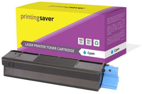 Printing Saver Compatible 42804516 colour toner for OKI C3000 C3100 - Printing Saver