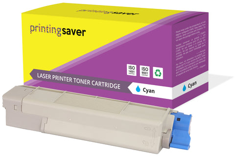 Printing Saver Compatible 43265708 colour toner for OKI C5650, C5650N, C5750 - Printing Saver
