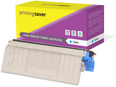 Printing Saver Compatible 43866108 colour toner for OKI C710dn, C710dtn, C710n, C711dn, C711cdtn - Printing Saver