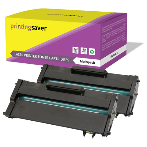 PRINTING SAVER® Compatible with 408010 High Quality Toner Cartridge Replacement for RICOH - Printing Saver