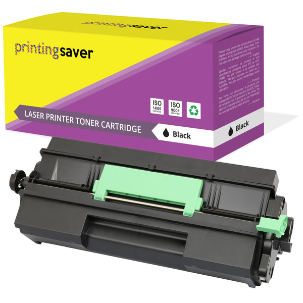 PRINTING SAVER® Compatible with 407340 High Quality Toner Cartridge Replacement for RICOH - Printing Saver