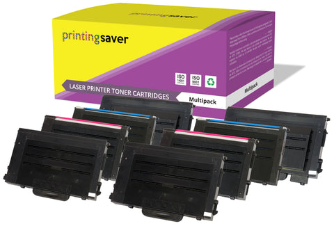 Printing Saver Compatible CLP-510D3K colour toner for SAMSUNG CLP510, CLP510N - Printing Saver