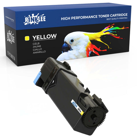 Toner Cartridge compatible with XEROX 106R01597 106R01594 106R01595 106R01596