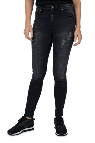 women-black-jeans-faded-skinny-fit-mid-rise-stretchable-denim-fabric