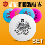 Active Disc Collection Set