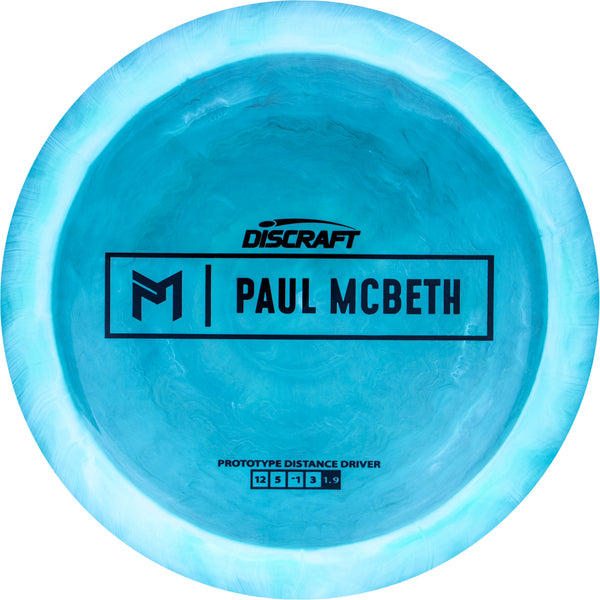 Discraft Paul McBeth Kong First Run Distance Driver