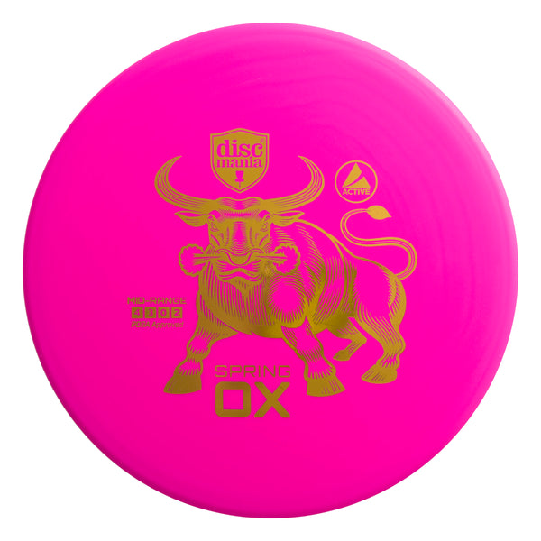 Active Spring Ox Midrange by Discmania