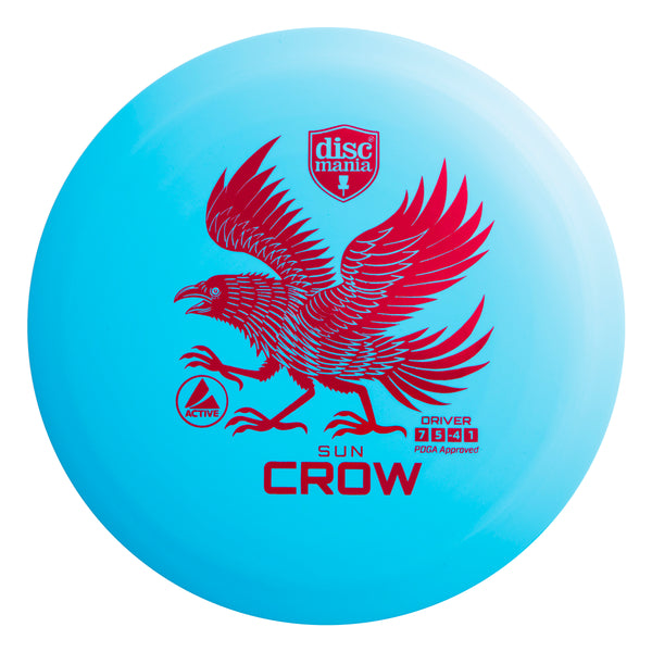 Active Sun Crow Fairway Driver by Discmania