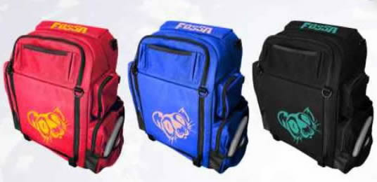 Fossa Zany Pro Disc Golf Bag