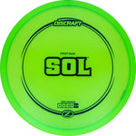 Discraft Sol First Run Midrange