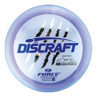 Discraft Paul McBeth Z Line Force (First Run) (pre-order)