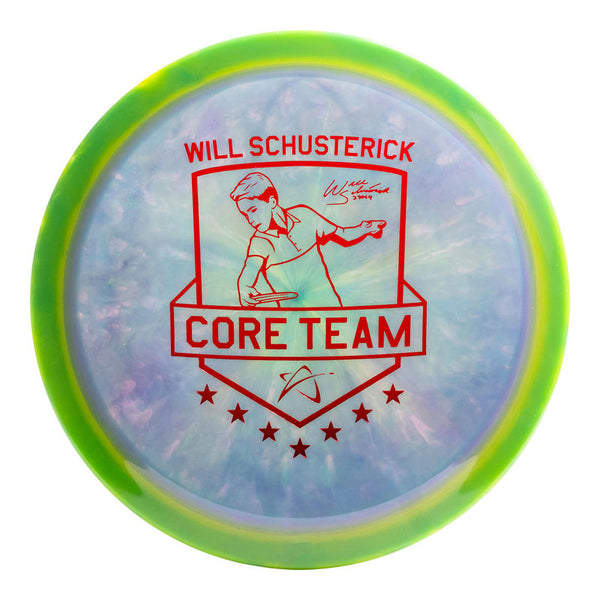 Will Schusterick Core Team H3 V2 750 Spectrum