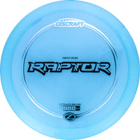 Discraft Raptor First Run Driver