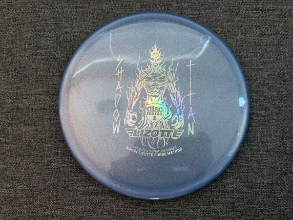 Discmania Evolution Shadow Titan (Simon Lizotte Signature Forge Method)