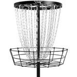MVP Black Hole Lite Disc Golf Basket