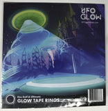 UFO Glow Tape Rings Sticker Sheet
