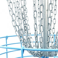 MVP Black Hole Gravity Disc Golf Basket