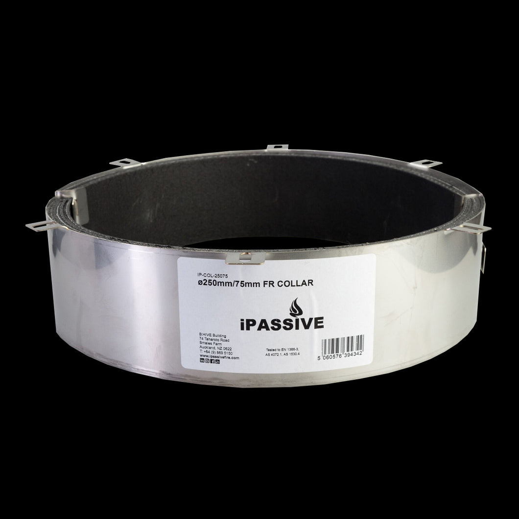 iPASSIVE FR Collar Ø315mm/75mm-Stainless Steel