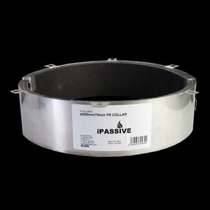 iPASSIVE FR Collar Ø200mm/75mm-Stainless Steel