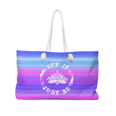 The Fabulous Weekender Bag in Multi-Colours