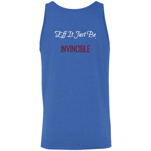 Eff It Just Be - INVINCIBLE - Identity Collection -  Tank