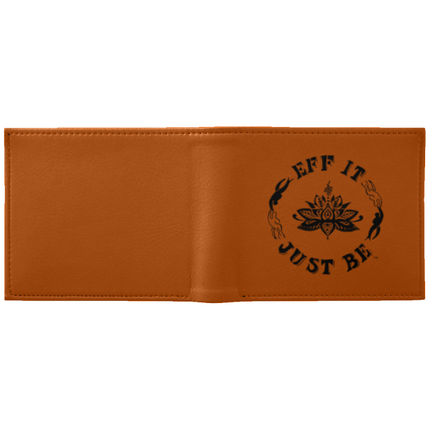 The Eff it Just Be Men's Wallet