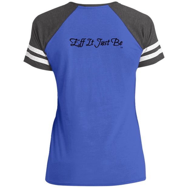 Eff It Just Be - YOU - Identity Collection - V-Neck Game T-Shirt