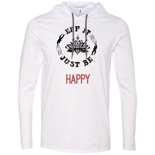 Eff It Just Be - HAPPY - Identity Collection - T-Shirt Hoodie