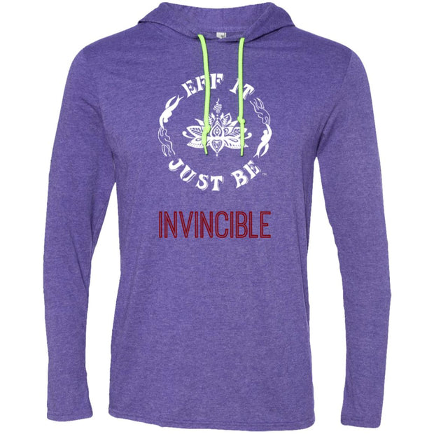 Eff It Just Be - INVINCIBLE - Identity Collection - T-Shirt Hoodie