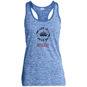 Eff It Just Be - RESILIENT - Identity Collection - Racerback Tank