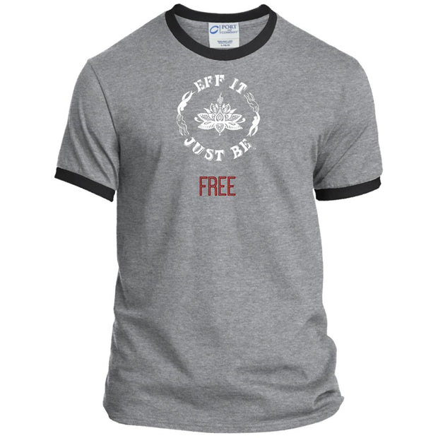 Eff It Just Be - FREE - Identity Collection - Ringer Tee