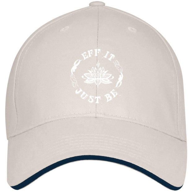 The Eff It Just Be Bayside USA Made Structured Twill Cap